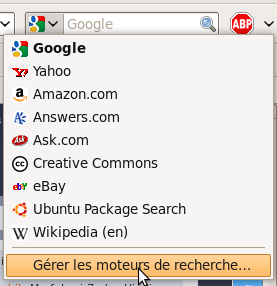 Capture 1 Mettre de lordre dans les moteurs de recherche de Firefox