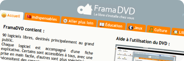FramaDVD Télécharger le FramaDVD Ecole via torrent